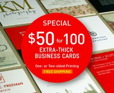 9 best thick business cards images on pinterest thick business our special offer to print 100 extra thick business cards on any of our paper colourmoves