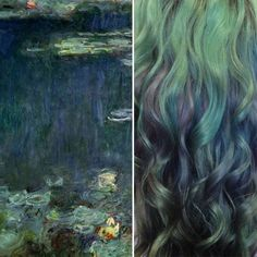 Hairstylist takes her cue from famous paintings | MNN - Mother Nature Network
