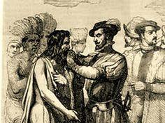 Leyenda corta de Jeronimo de Aguilar