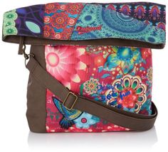 Desigual Ibiza Paulina Cross Body Bag 23f69a0e417