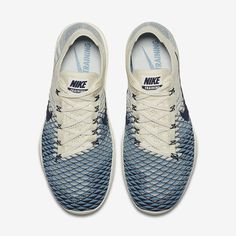 pretty nice 13fe0 13769 Nike Free TR Flyknit 2 Indigo Women s Training Shoe