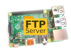 If you have a device that requires it, and can't use SFTP, you can create a simple FTP server with the Raspberry Pi. This is often useful for IP security cameras which only support FTP. #RaspberryPi #Linux #FTP