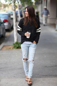 Grungy Daywear | www.natalie-dressed.com