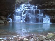 Turkey falls in Bankhead National Forest!  Winston. County Alabama