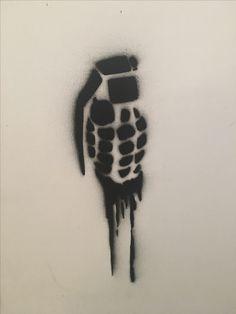Liesl beyer Grenade art