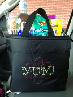 Thirty-One Gifts - Great gift for Teacher Appreciation! Thermal Tote $18 www.mythirtyone.com / mybestfriendsbag