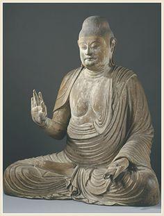 釈迦如来坐像 | 女人高野 室生寺
