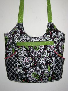 butterick tote pattern
