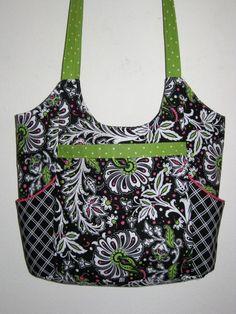 butterick tote pattern