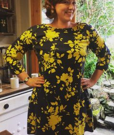 @thesewingsessions' Coco dress - sewing pattern by Tilly and the Buttons