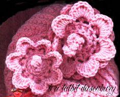 Original Crochet Mad Tatter Hat Design and Original TAT-Bead TATBiT Embellishment by Teri TATBiT Dusenbury - 2012-2013