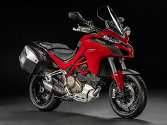 2015 Ducati Multistrada 1200 I like it more and more every time I look at it.