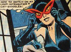 Catwoman in Batman #210, March 1969