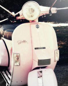 vespa vintage photography pink motor by LighthallDesignHouse, $17.00