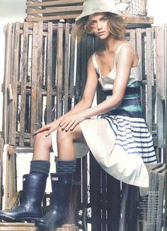 prada designer wallets - Rainyday Outfits on Pinterest | Hunter Rain Boots, Hunter Boots ...