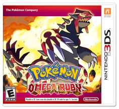 Amazon.com: Pokémon Omega Ruby - Nintendo 3DS: Video Games