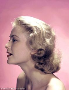 American movie star Grace Kelly retired from acting in 1956 to marry Rainier III, and become Princess of Monaco