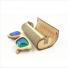 Free shipping Vintage Handmade cylinder Glasses box Natural Bamboo Sunglasses Protector Case Storage Holder Wood glasses case-in Accessories from Men's Clothing & Accessories on Aliexpress.com   Alibaba Group