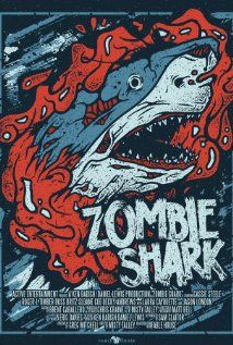 Zombie Shark (2015) Poster