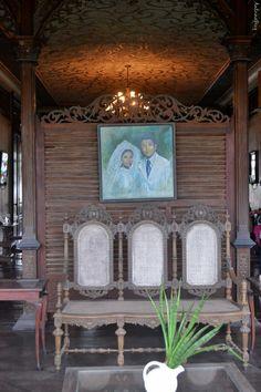 Iloilo City, Philippine Houses, Rococo, Filipino, Furnitures, Antique Furniture, Valance Curtains, Philippines, Art Nouveau