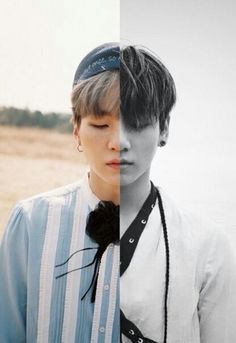 YoonKook How....is this even possible ...suga..jk look same? NOPE