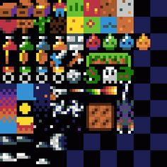The TIGSource Community's Free Placeholder Graphics Pixel Design, Pixel Games, Tiny World, Bead Art, Game Design, Art Images, Game Art, Art Reference, Amazing Art