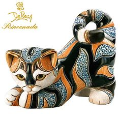 De Rosa Rinconada - Kitten Figurine
