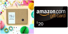With Love for Books: Fable & Black Lucky Dip Box and $20 Amazon Gift Ca...
