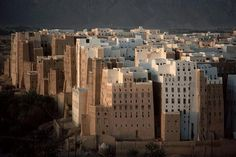 Shibam: The Oldest Skyscrapers in the World