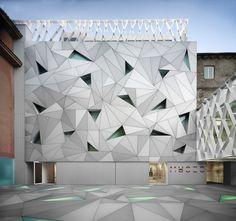 Museu ABC / Aranguren + Gallegos Arquitectos