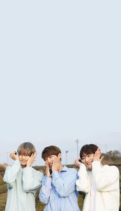 Wanna One x Innisfree: Wanna One Go in Jeju Wallpaper Grey Wallpaper, Star Wallpaper, Ha Sungwoon, Innisfree, Together Forever, Seong, 3 In One, My Destiny