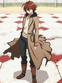 Just started watching Akame ga kill and someday I would love to Cosplay as Tatsumi for a future anime Convention. Anime Chibi, Kawaii Anime, Manga Anime, Otaku Anime, Anime Nerd, Anime Guys, Sword Art Online, Online Art, Sheele Akame Ga Kill