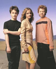 Daniel Radcliffe, Emma Watson and Rupert Grint by Mark Seliger for Vanity Fair Images Harry Potter, Harry James Potter, Harry Potter Characters, Harry Potter Hermione, Harry Potter Fandom, Harry Potter World, Blaise Harry Potter, Mundo Harry Potter, Emma Watson