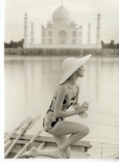 Taj Mahal  #vintage #beauty
