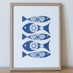 27 trendy home screen iphone backgrounds app Stencil, Scandinavian Folk Art, Scandi Art, Scandinavian Pattern, Fish Print, Fish Design, Silk Screen Printing, Print Patterns, Pattern Print