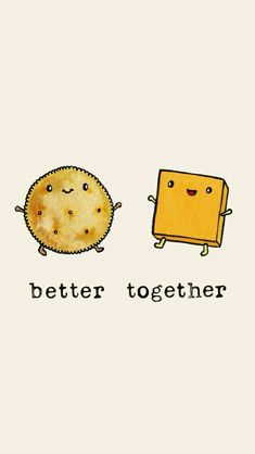 Awwww. I ship those two so so so much. Cheese and crackers make the best match. <3<3<3<3<3<3<3<3<3<3<3