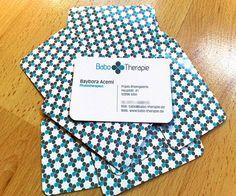 Baybora Acemi - Business Card
