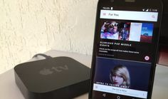 Cast a song from Apple Music on Android to your Apple TV or Chromecast