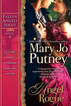 Mary Jo Putney - Angel Rogue / #awordfromJoJo #HistoricalRomance #MaryJoPutney