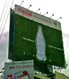 I loved this campaign! Great use of guerilla and outdoor advertising to create and improve UX