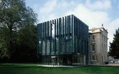 The stunning new extension to the Holburne Museum in Bath is a tour de force,   says Richard Dorment. Rating: * * * * *