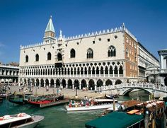 Doge's Palace, Venice, Italy.  One of the best museums, uniting art, history and political intrigue.