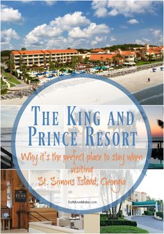 The King and Prince Resort on St Simons Island Georgia is the perfect place to stay! Luxury, hospitality, relaxation, culinary excellence and historical integrity await you.