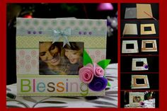 How To Make Custom Picture Frames With Recycled Materials   DIY Tag