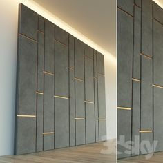 models: Other decorative objects - Decorative wall. Tv Wall Panel, Wood Panel Walls, Wall Wood, Feature Wall Design, Wall Panel Design, Bedroom Bed Design, Bedroom Furniture Design, Interior Ceiling Design, Lobby Design