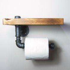 Industrial-Urban-Style-Galvanised-Steel-Pipe-Reclaimed-Wood-Toilet-Roll-Holder-Bathroom-Towel-Rrack-Ttoilet-Paper_1024x1024.jpeg (946×942)