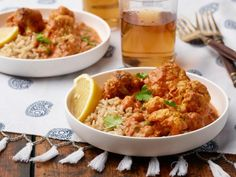 Get Cauliflower Tikka Masala Recipe from Food Network