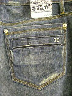 Joe's Jeans Back-Patch Pocket Spring 2010 January