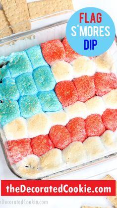 Blue Desserts, 4th Of July Desserts, No Bake Desserts, July 4th Holiday, 4th Of July Party, Holiday Treats, Holiday Recipes, Holiday Foods, Key Lime Yogurt Pie