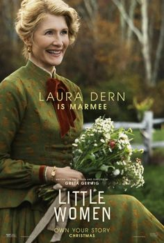 Neues Poster zu Greta Gerwigs Drama Little Women - ab 30. Januar 2020 im Kino.